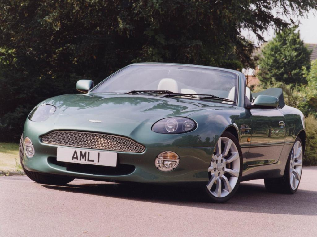 1996 aston martin db7 volante related infomation specifications weili automotive network. Black Bedroom Furniture Sets. Home Design Ideas