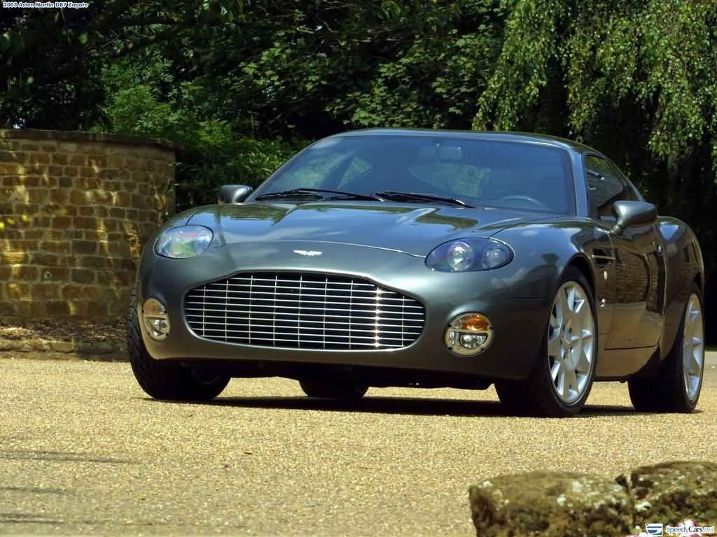 Aston Martin DB7 Vantage Coupe