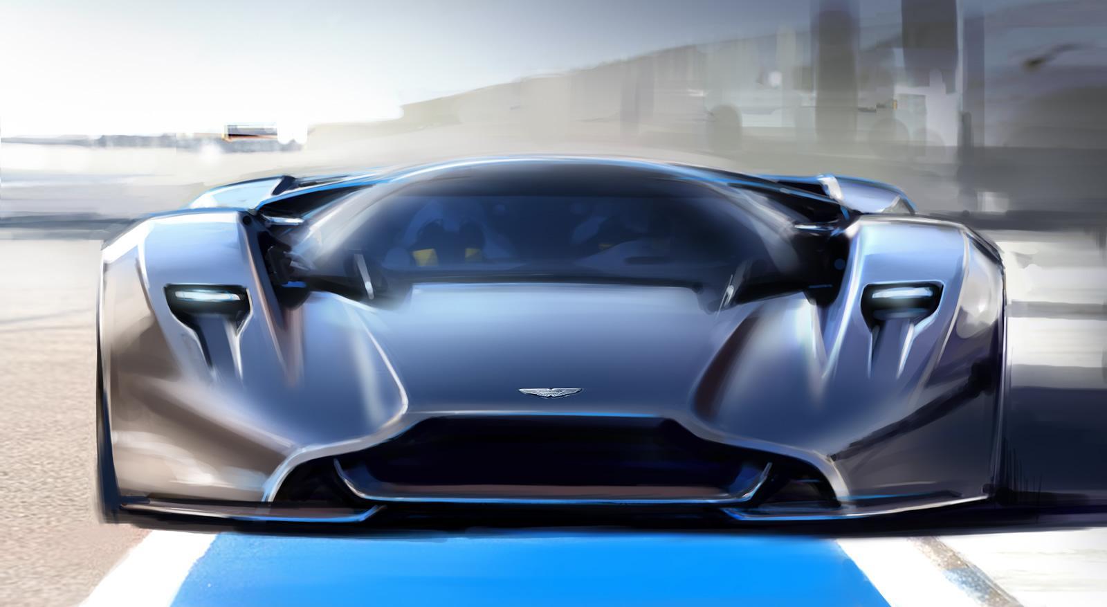 Aston Martin DP100 Vision Gran Turismo photos  PhotoGallery with