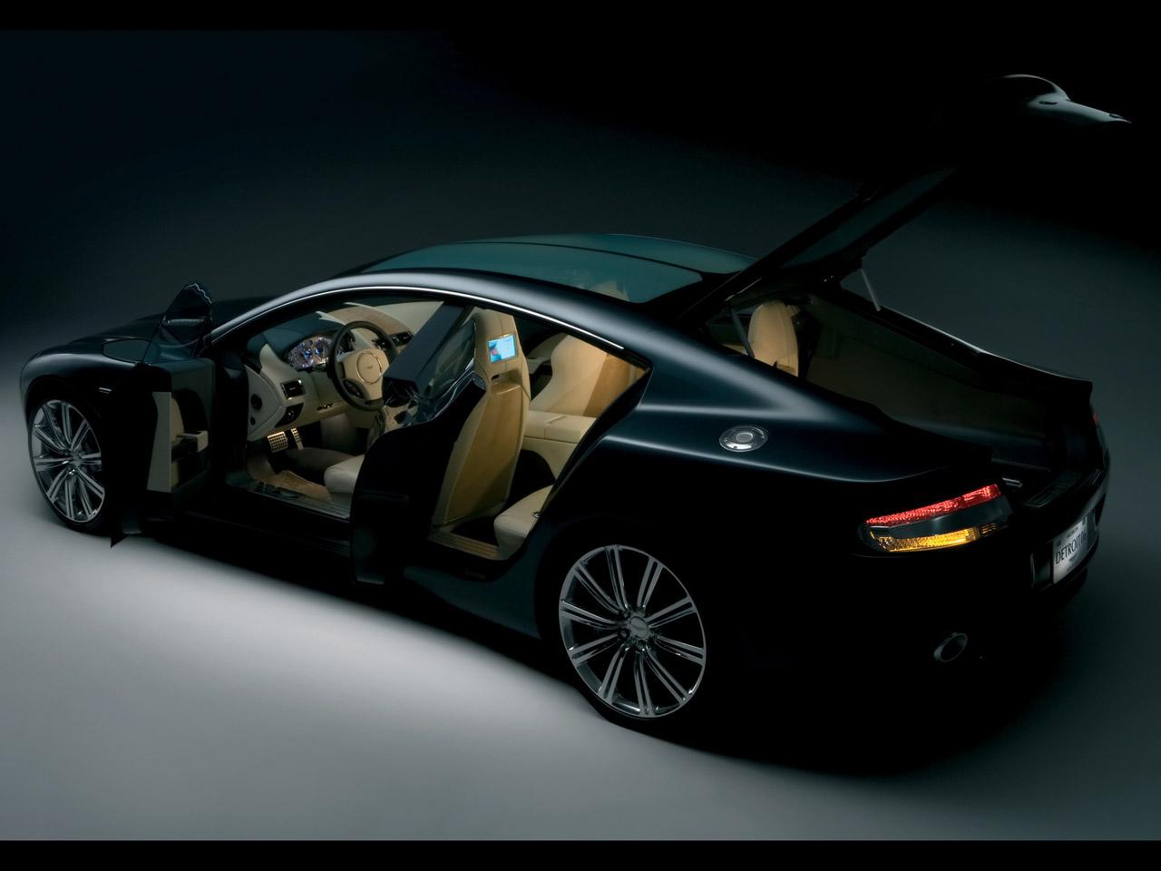 Aston Martin покинет Англию (ФОТО…