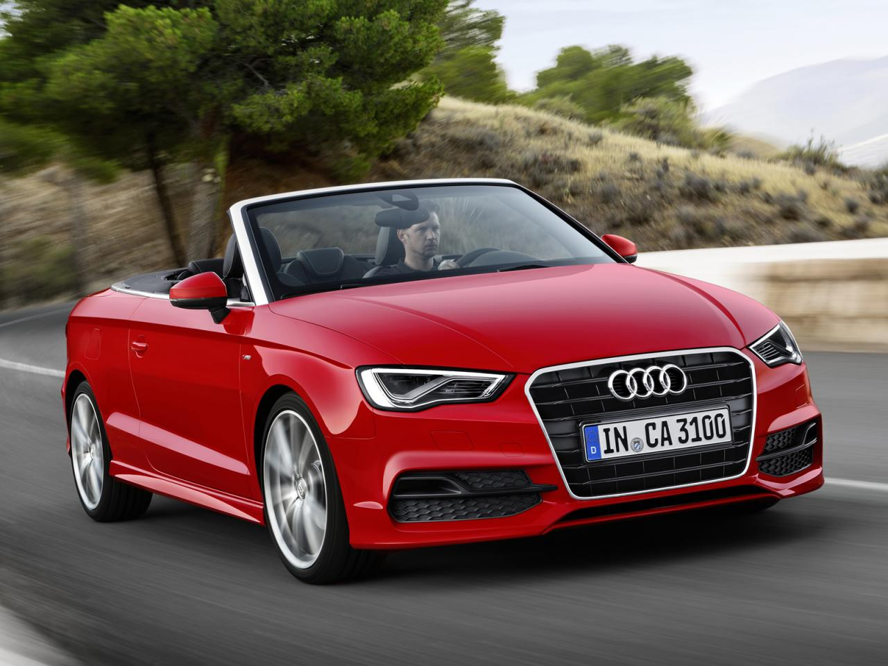 audi a3 cabriolet photos photogallery with 58 pics. Black Bedroom Furniture Sets. Home Design Ideas