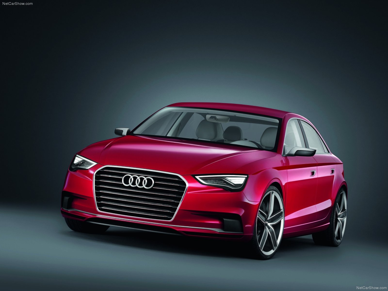 audi a3 concept photos photogallery with 11 pics. Black Bedroom Furniture Sets. Home Design Ideas