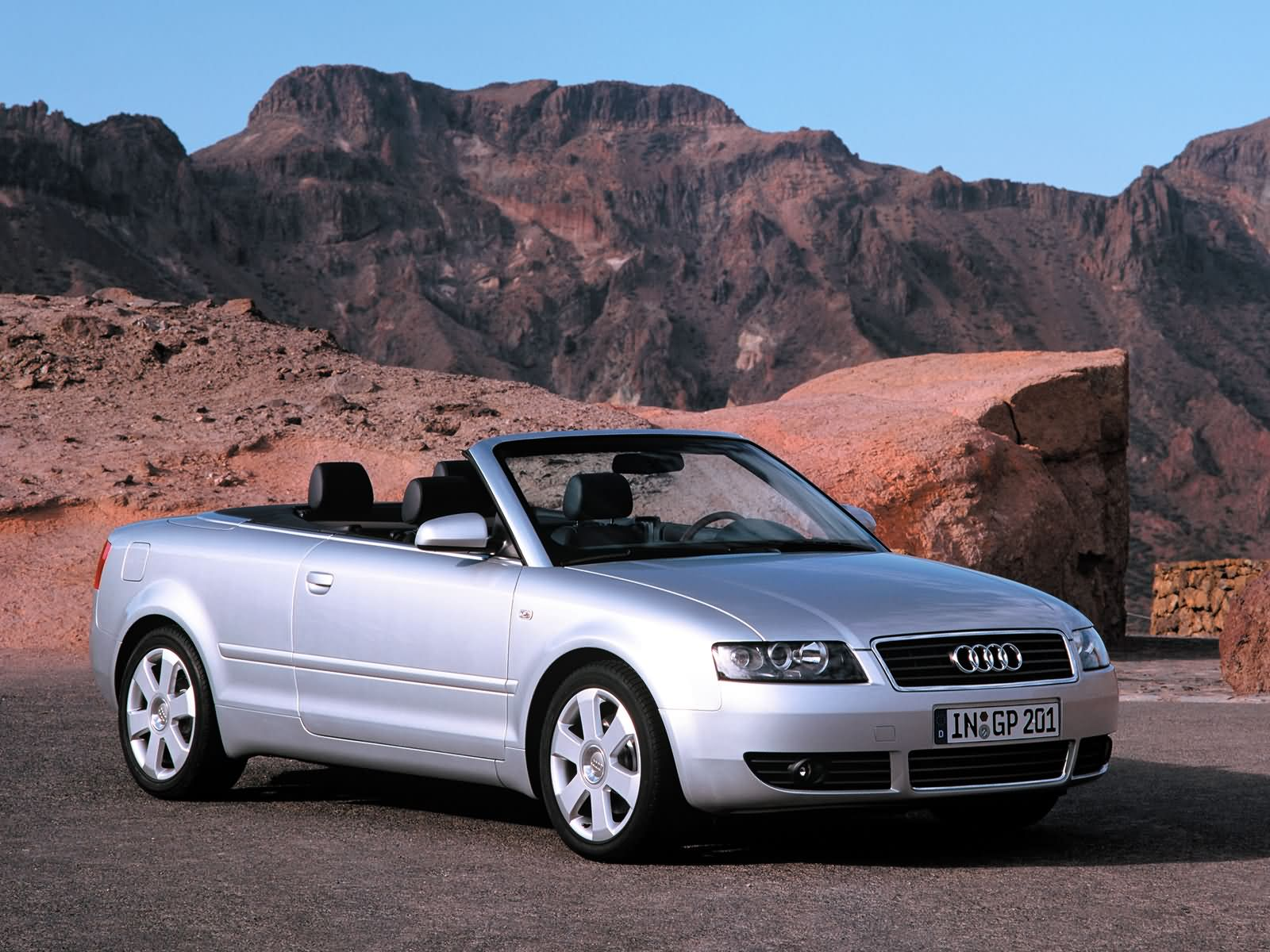 audi a4 cabriolet picture 16945 audi photo gallery. Black Bedroom Furniture Sets. Home Design Ideas