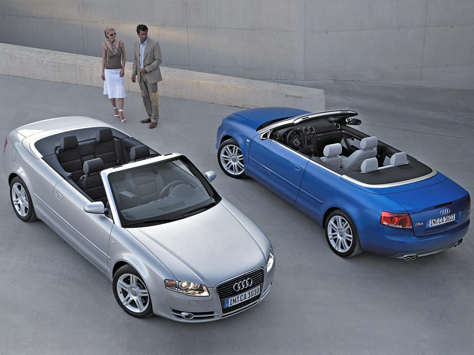 audi a4 cabriolet 2010 2012. Black Bedroom Furniture Sets. Home Design Ideas