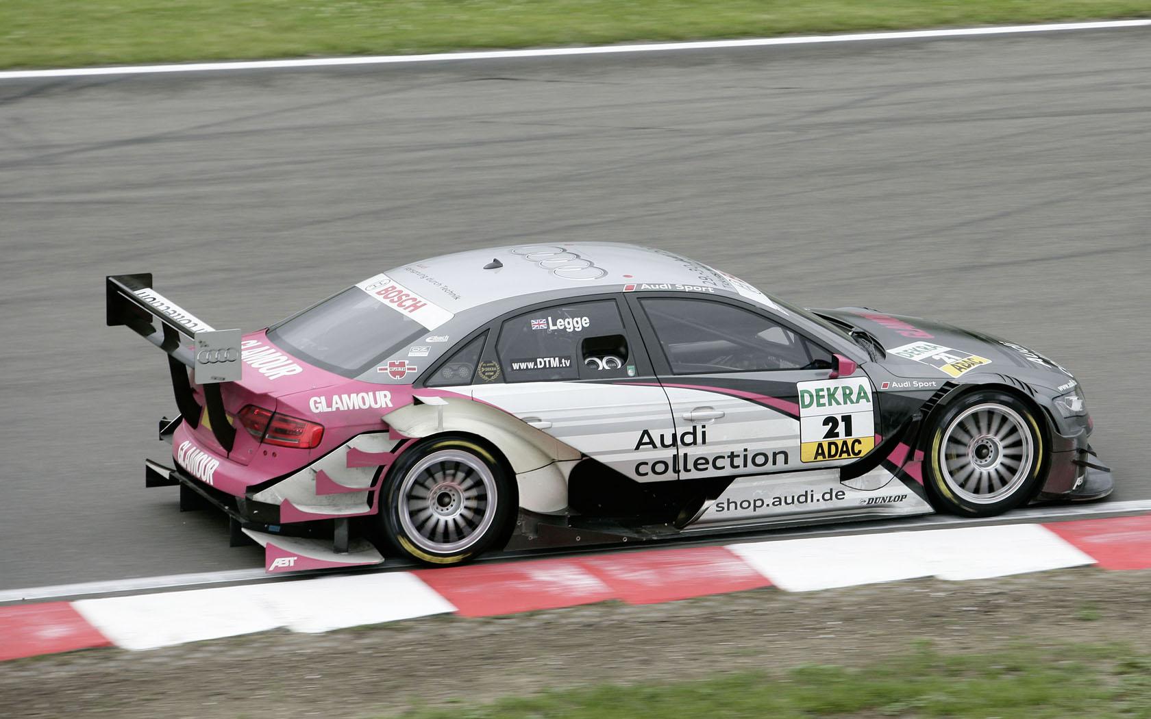 Audi A4 DTM photos - PhotoGallery with 82 pics  CarsBase.com