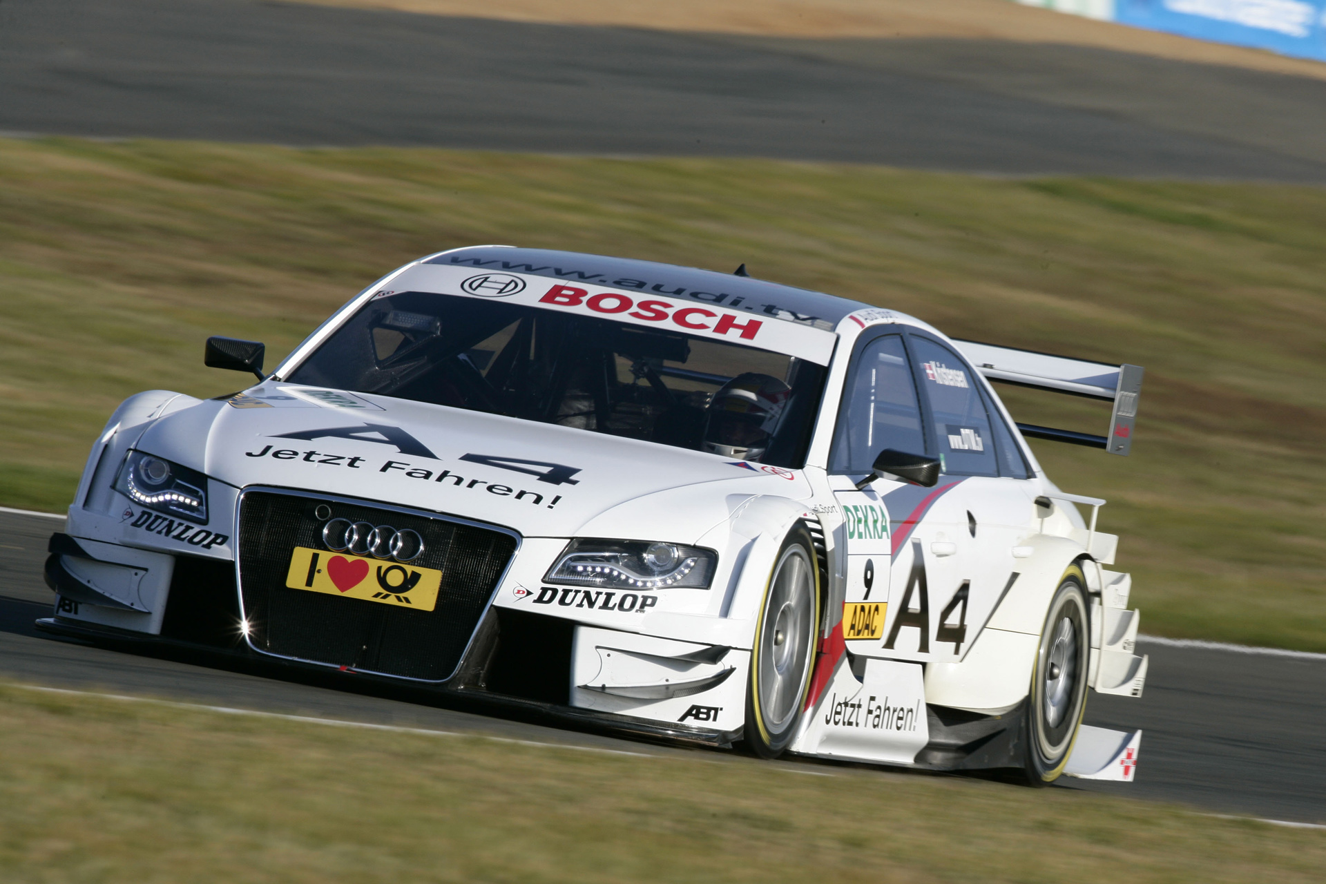 Audi A4 Dtm Picture 69909 Audi Photo Gallery