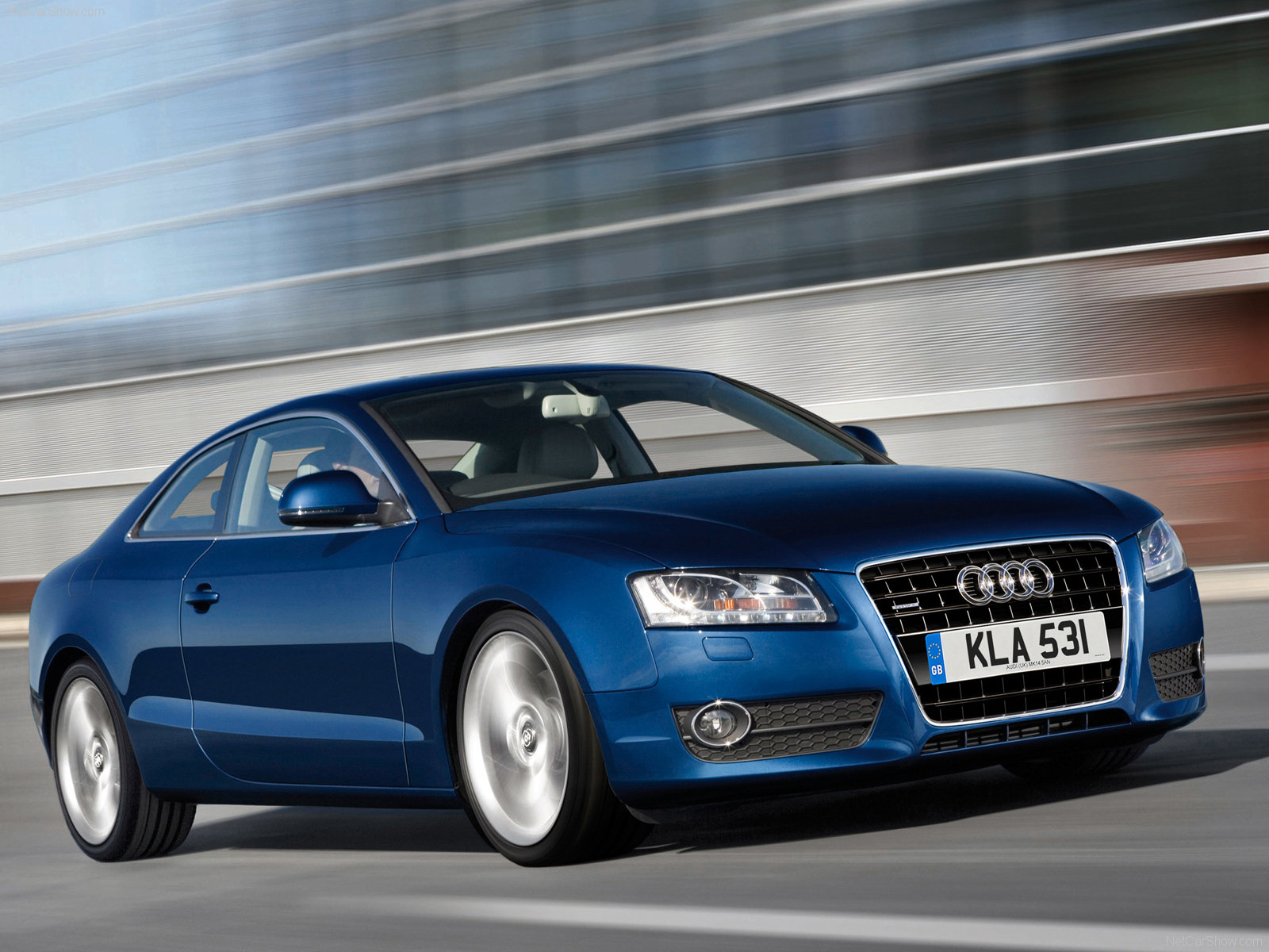 Audi A5 Picture 56129 Audi Photo Gallery Carsbase Com