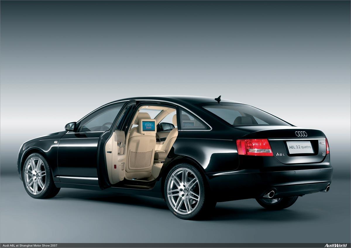 Audi A6l Picture 45518 Audi Photo Gallery Carsbase Com