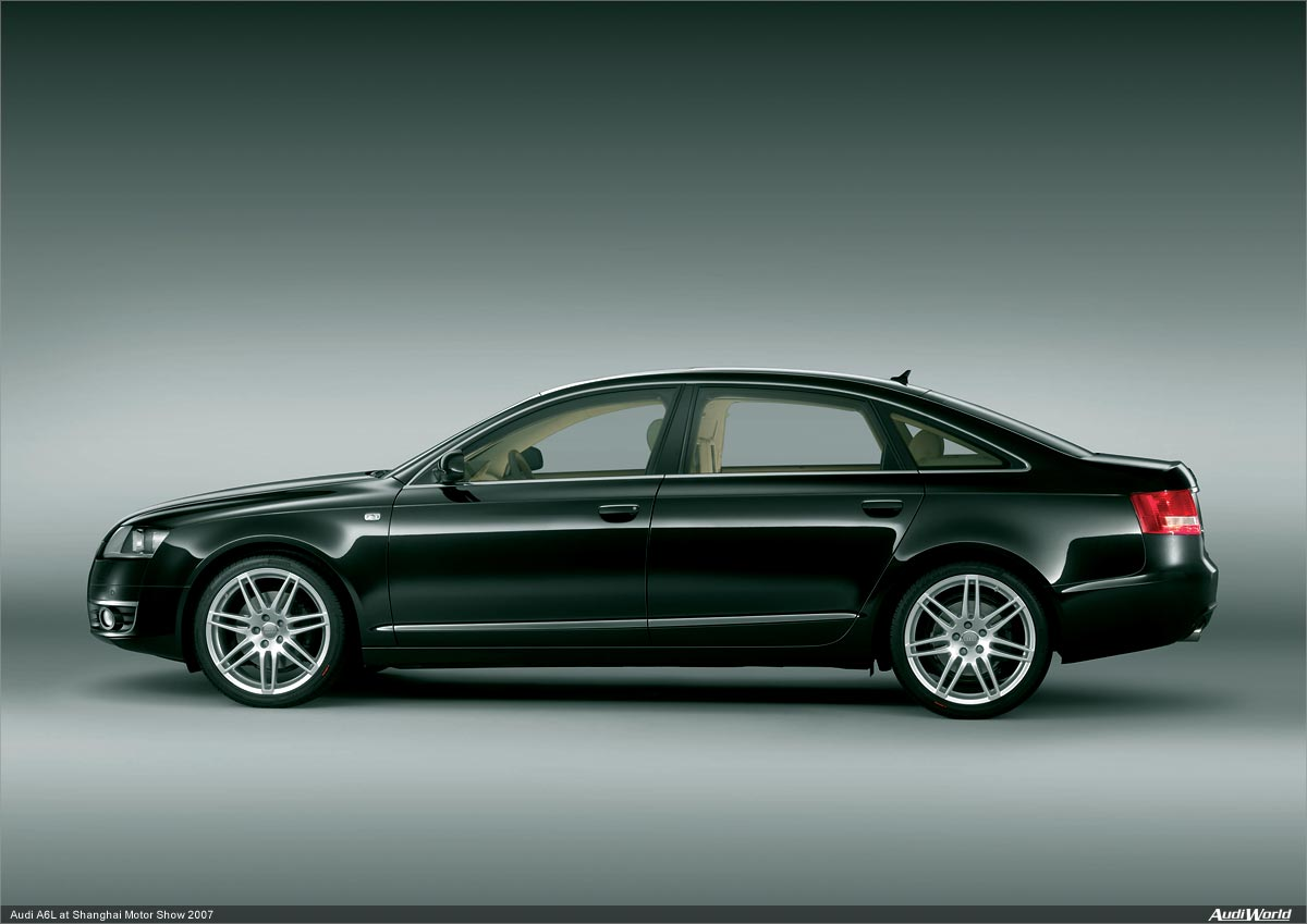 Audi A6l Picture 45519 Audi Photo Gallery Carsbase Com