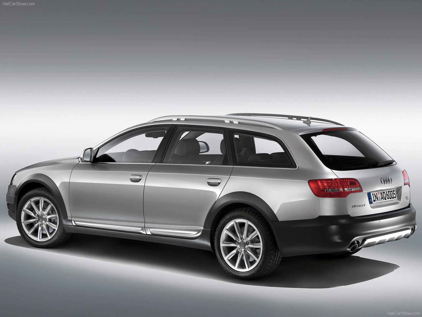 Audi A6 Allroad Quattro photo 57387