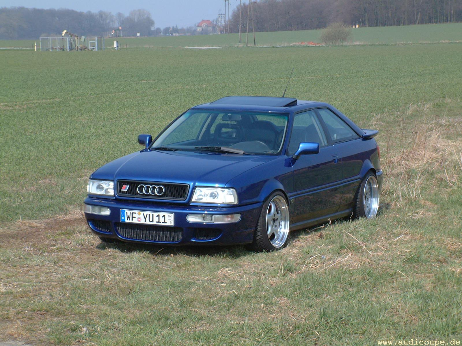 Audi Coupe Photos Photogallery With 26 Pics Carsbase Com
