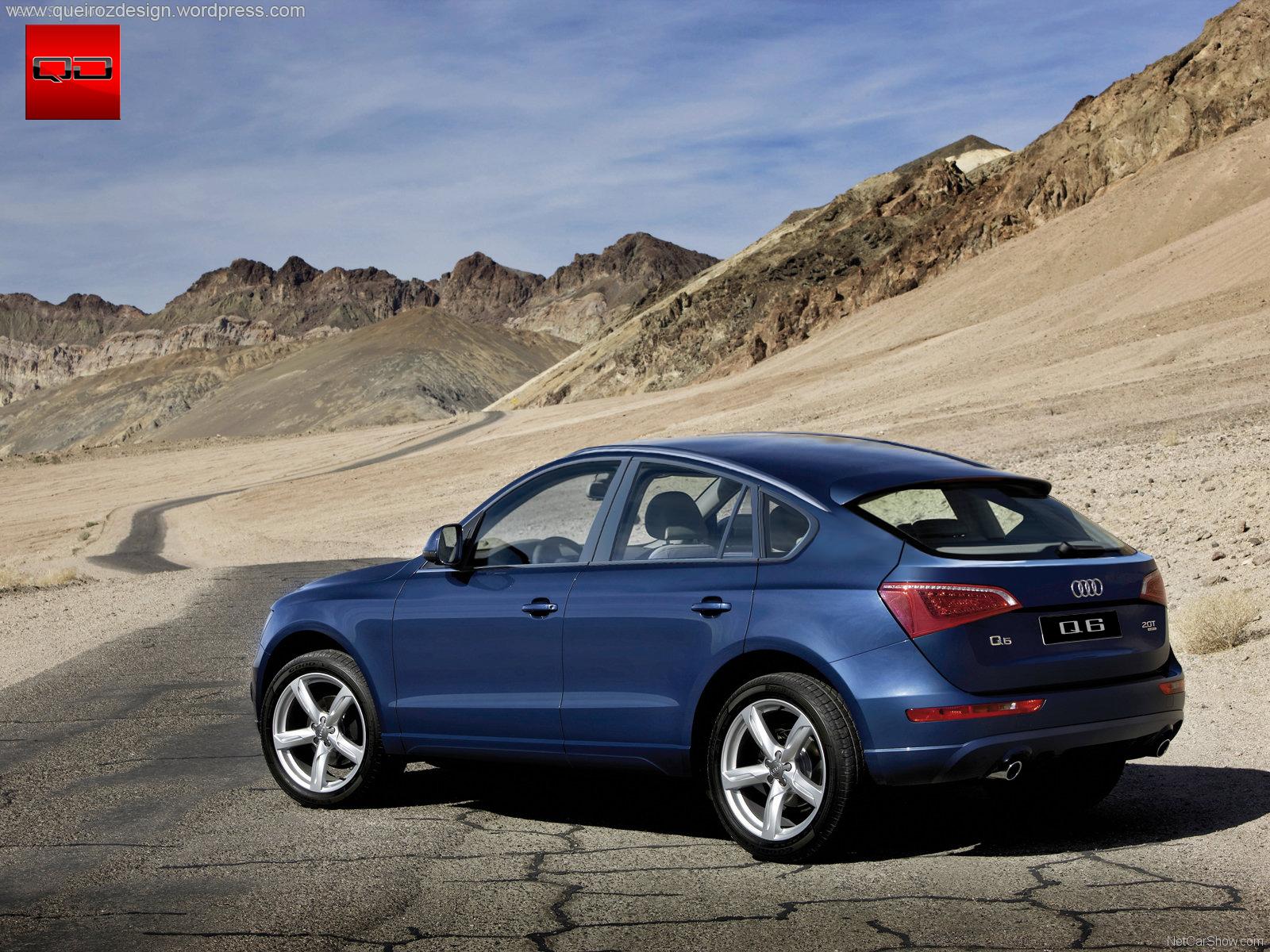 Audi Q6 Photos Photogallery With 2 Pics Carsbase Com