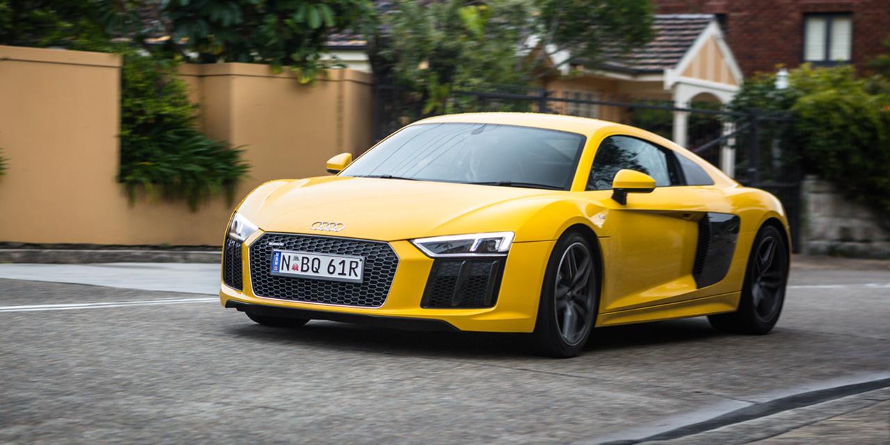 Audi R8 V10 photo 169930