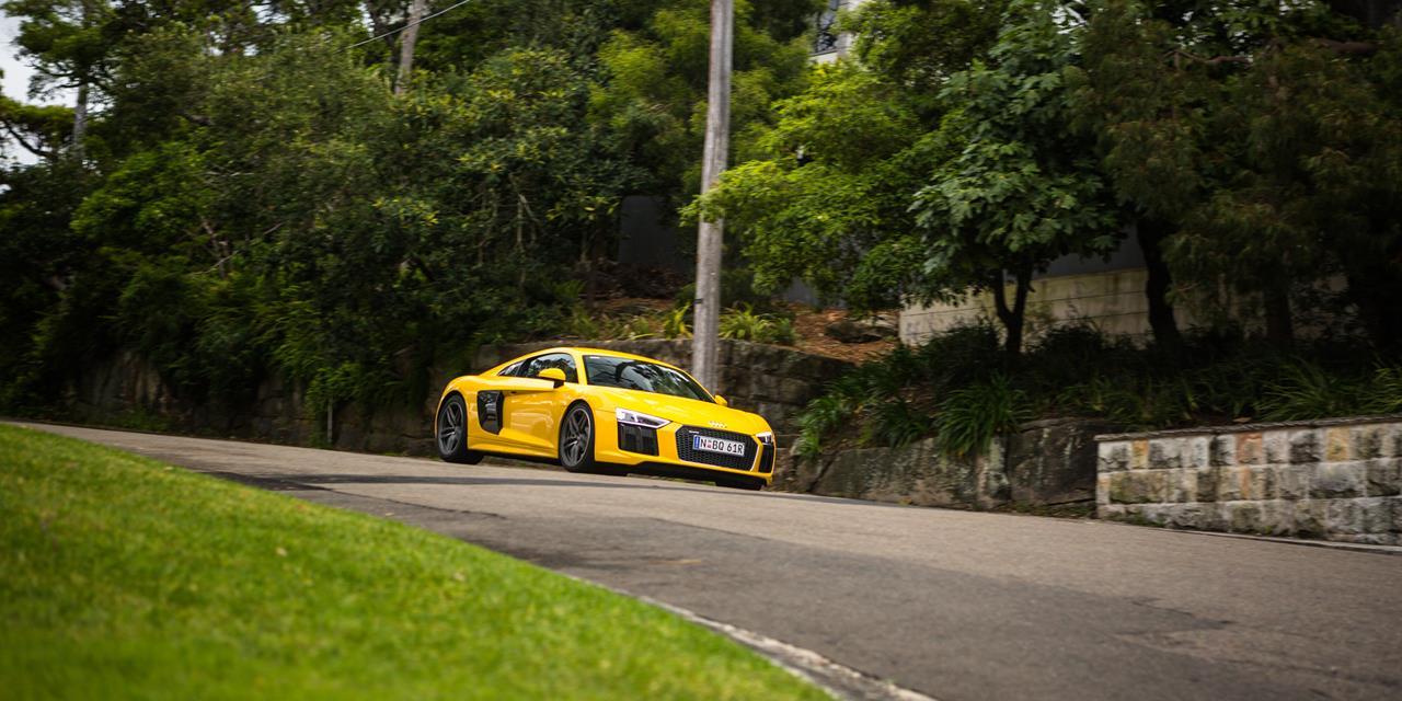 Audi R8 V10 photo 169933