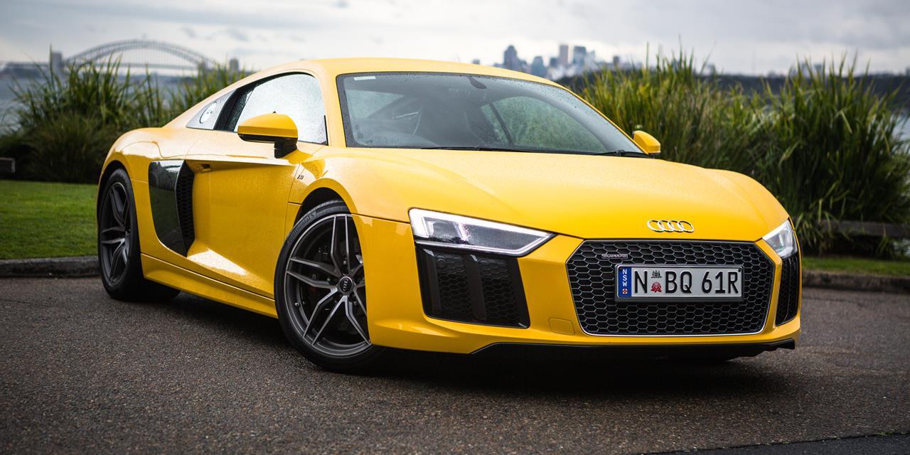 Audi R8 V10 photo 169936