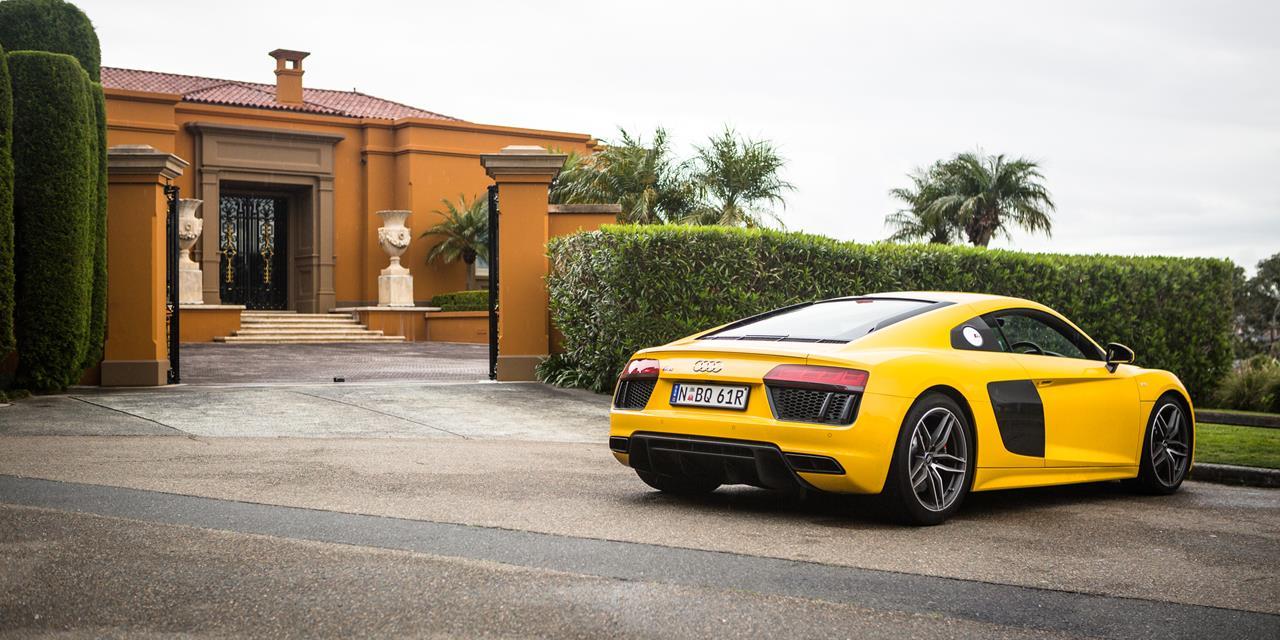 Audi R8 V10 photo 169938