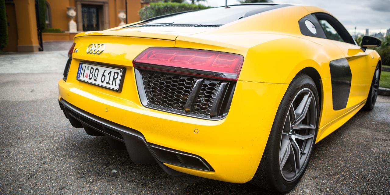 Audi R8 V10 photo 169941