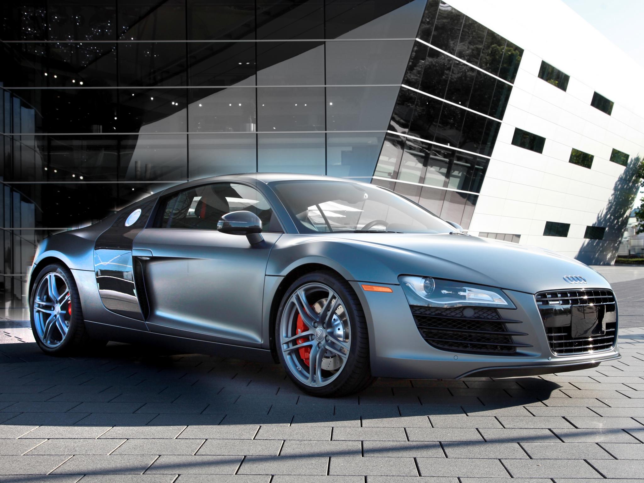 Audi R8 photo 96146
