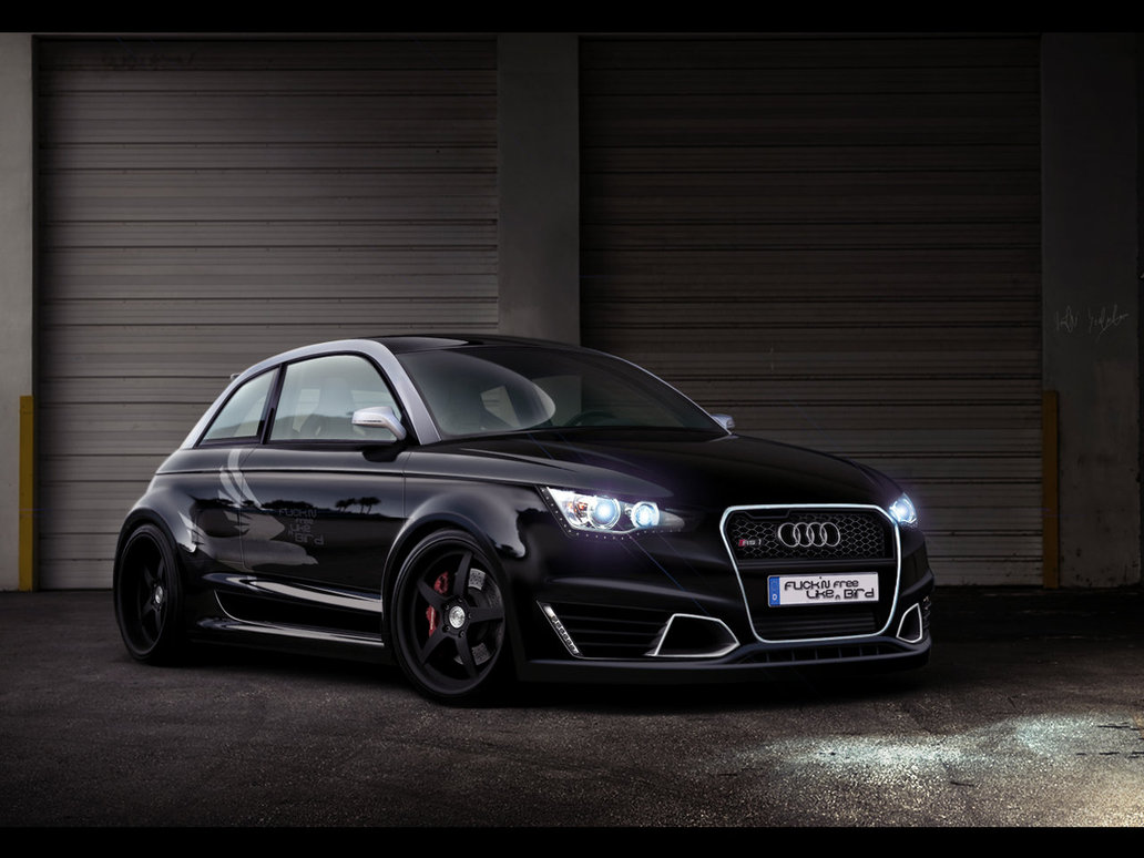 audi rs1 photos photogallery with 7 pics. Black Bedroom Furniture Sets. Home Design Ideas