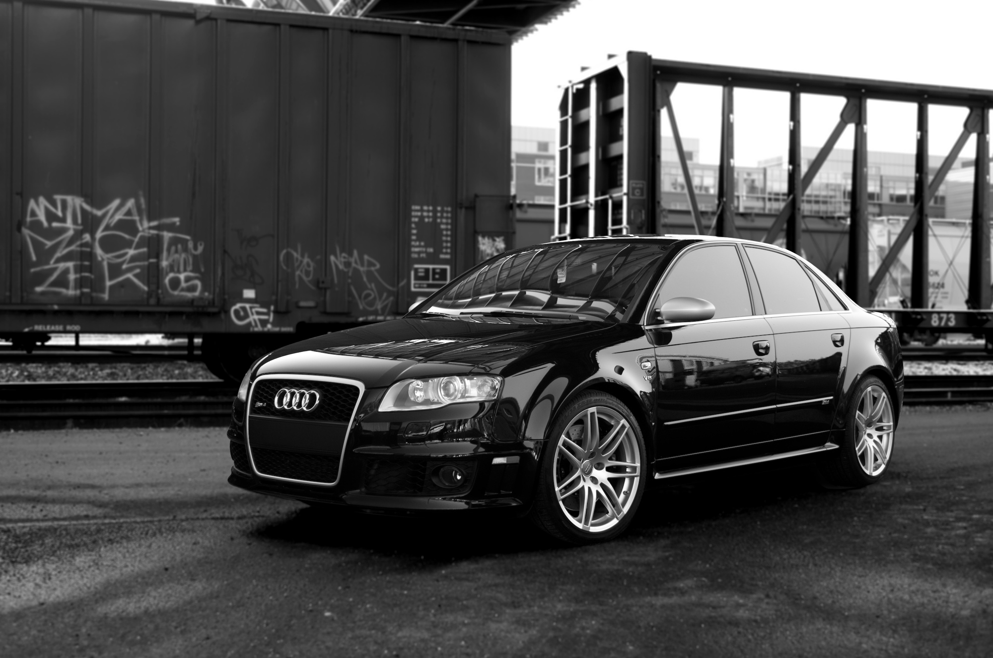 Audi Rs4 Photos Photogallery With 57 Pics Carsbase Com