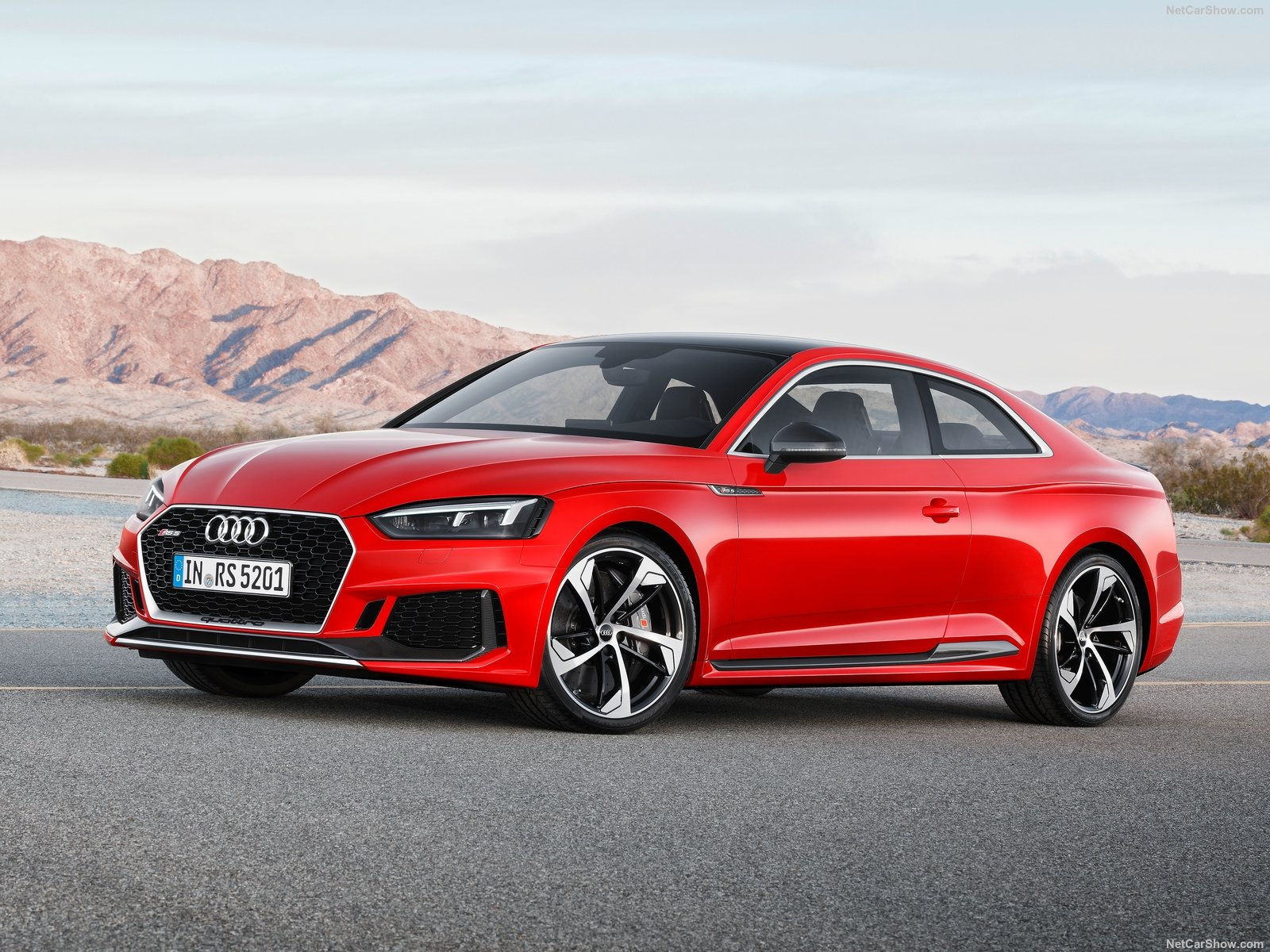 Audi RS5 Coupe photo 175203