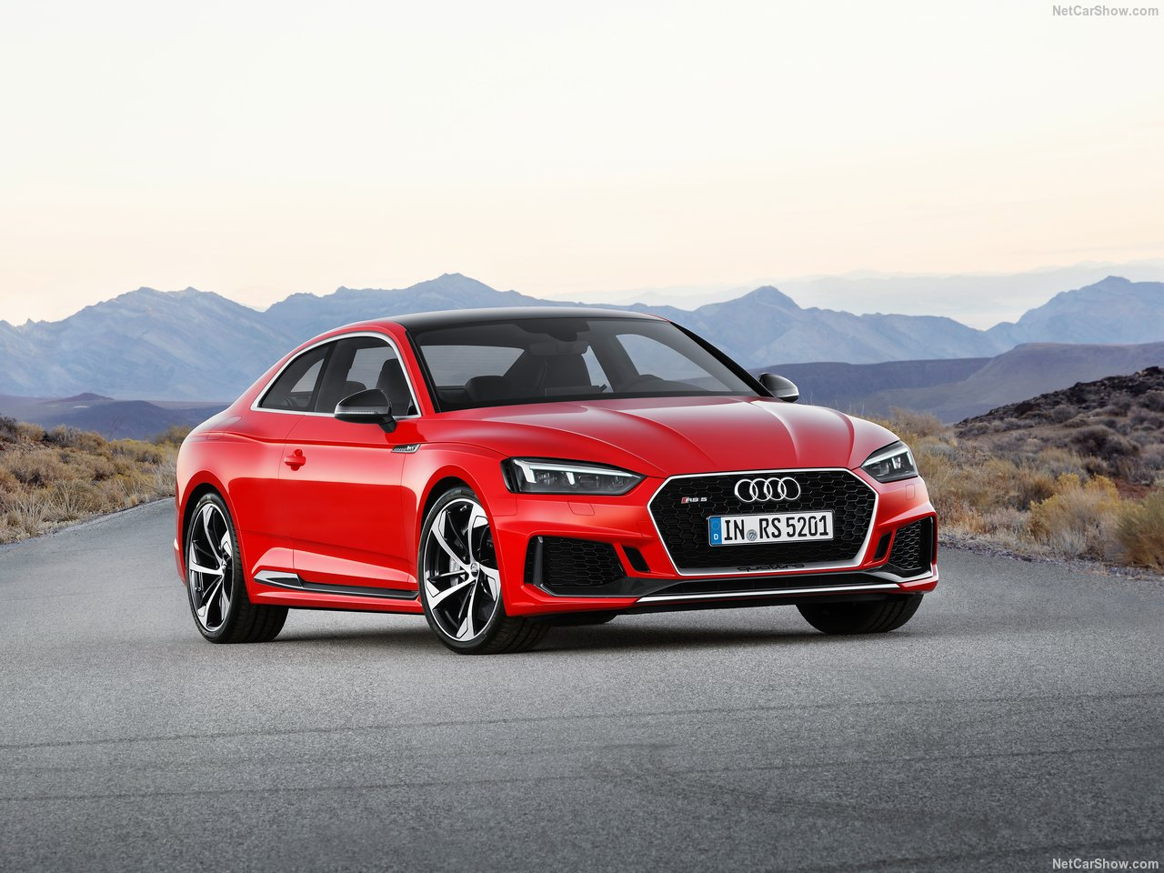 Audi RS5 Coupe photo 179109
