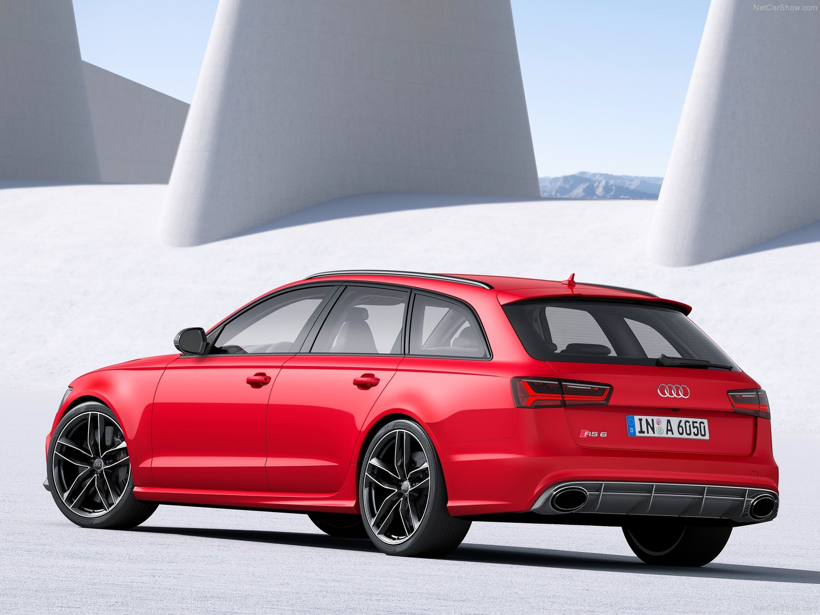 Audi RS6 Avant picture # 128656 | Audi photo gallery | CarsBase.com