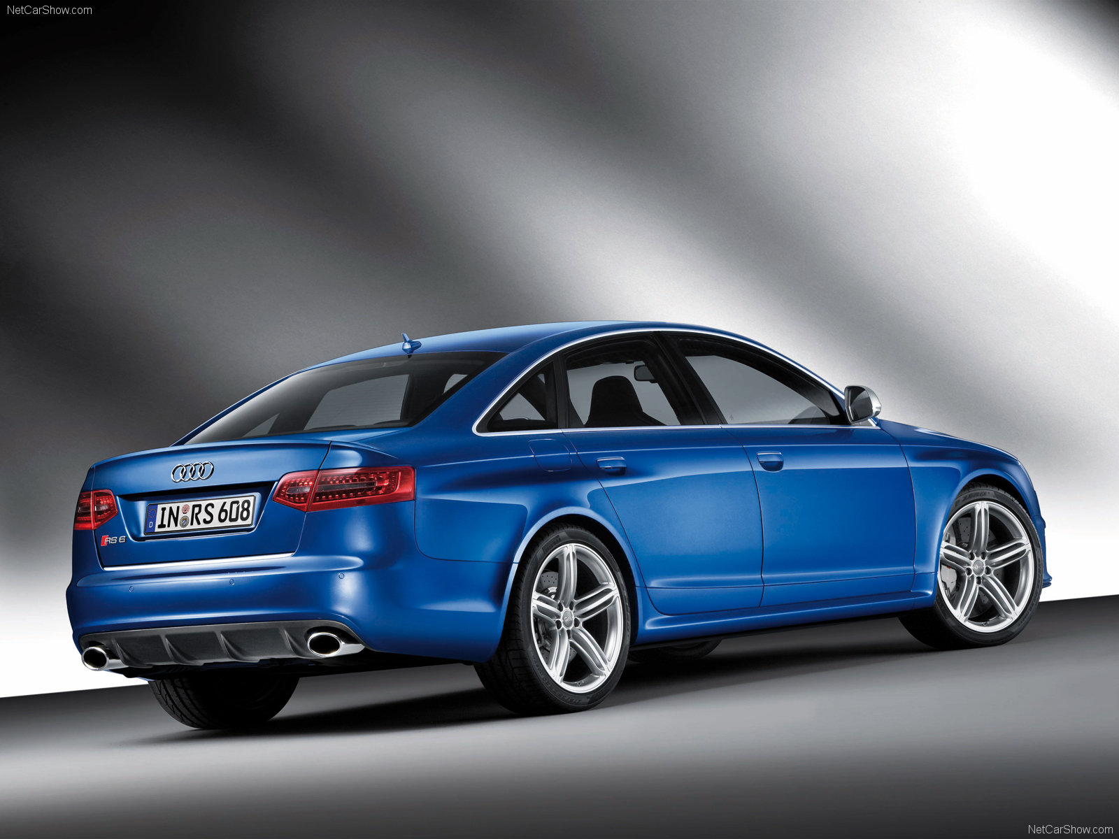 Audi RS6 photo 57376