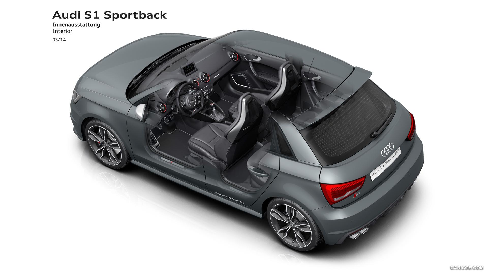 Audi s1 sportback picture 113896 audi photo gallery for Audi a1 sportback interieur