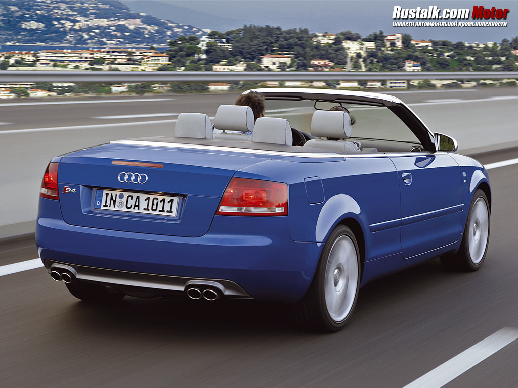 audi s4 cabriolet photos photogallery with 31 pics. Black Bedroom Furniture Sets. Home Design Ideas