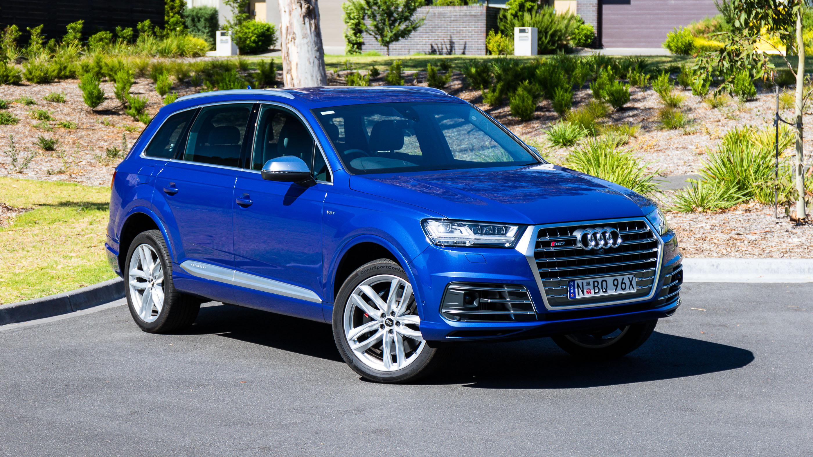 Audi SQ7 photo 175321