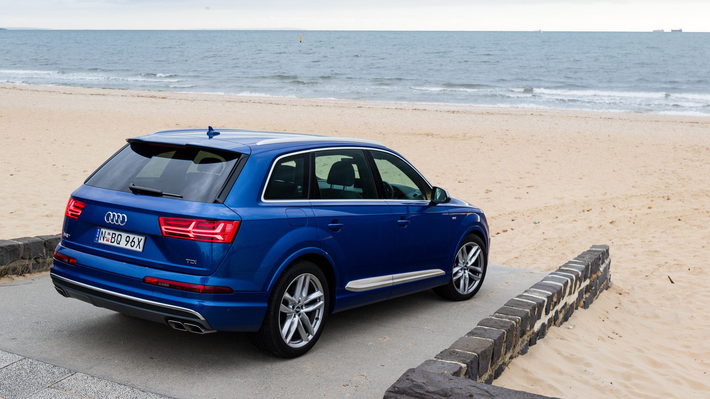 Audi SQ7 photo 175322