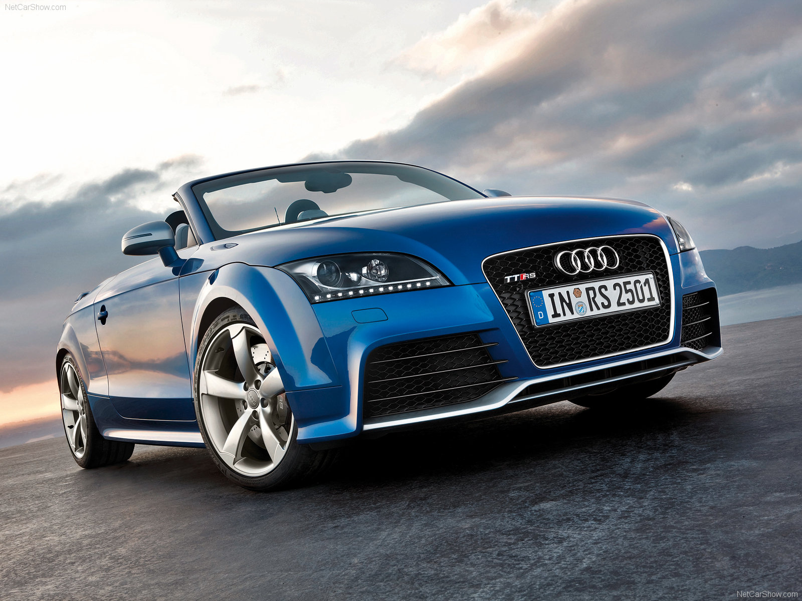 Audi TT RS Roadster photo 61991