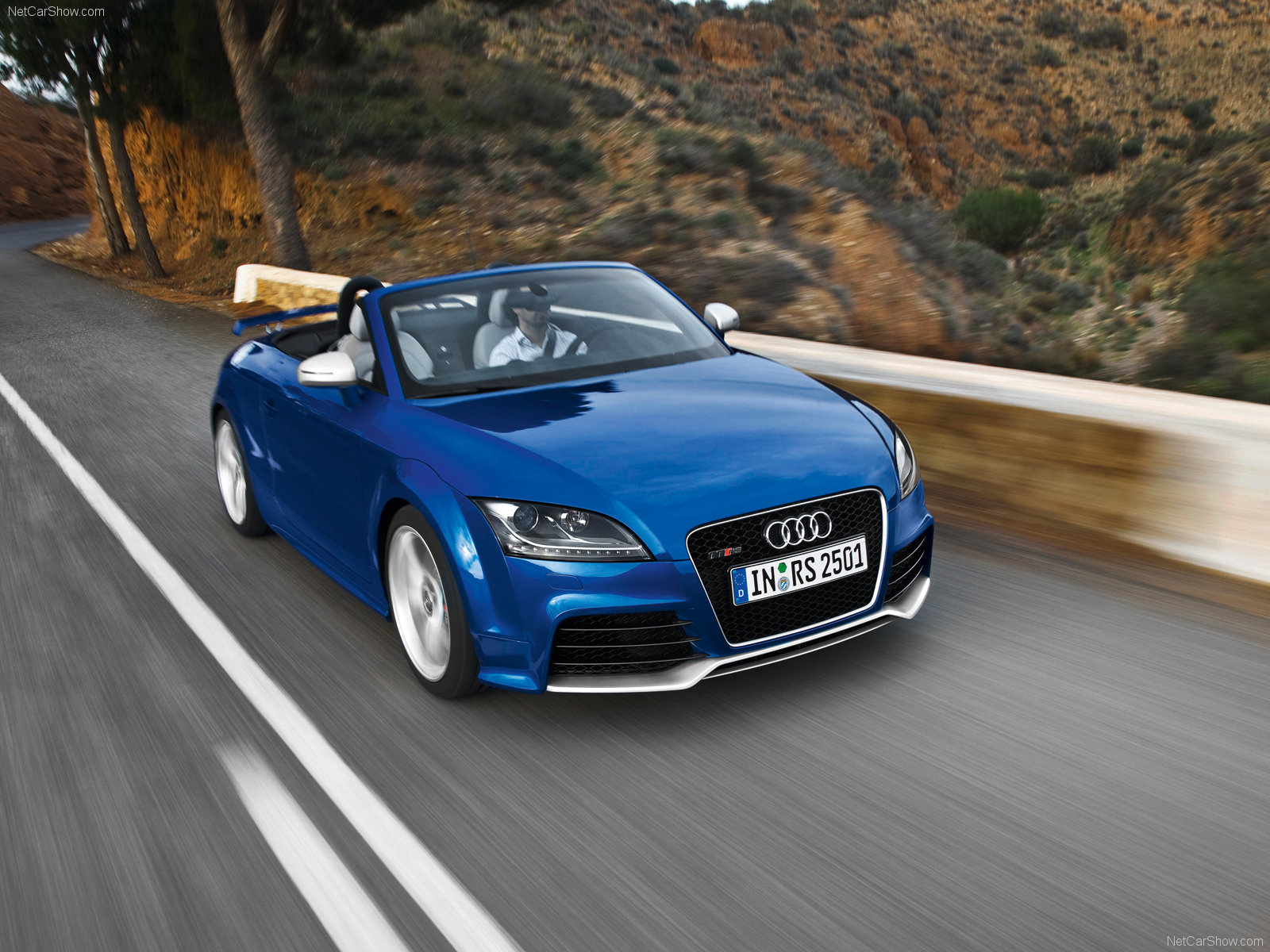 Audi TT RS Roadster photo 64383