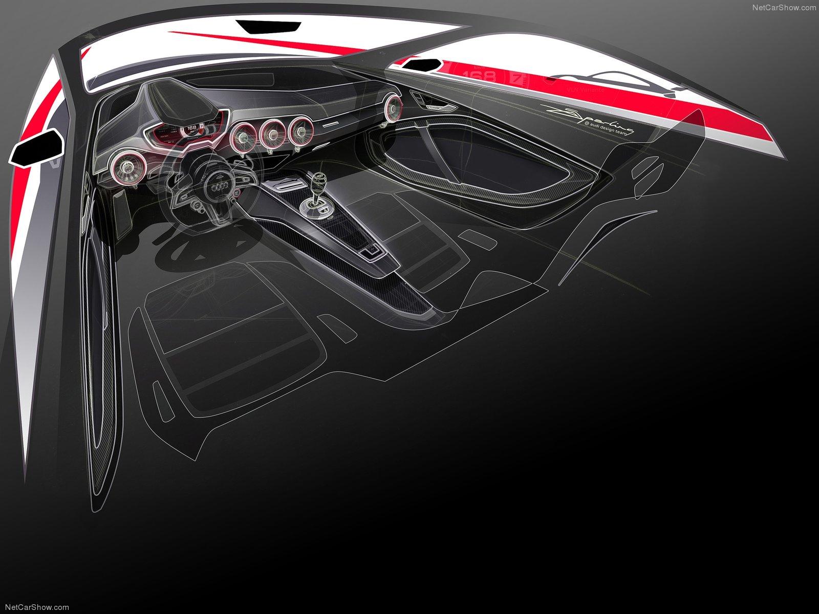 Audi Tt Quattro Sport Concept Photos Photo Gallery Page