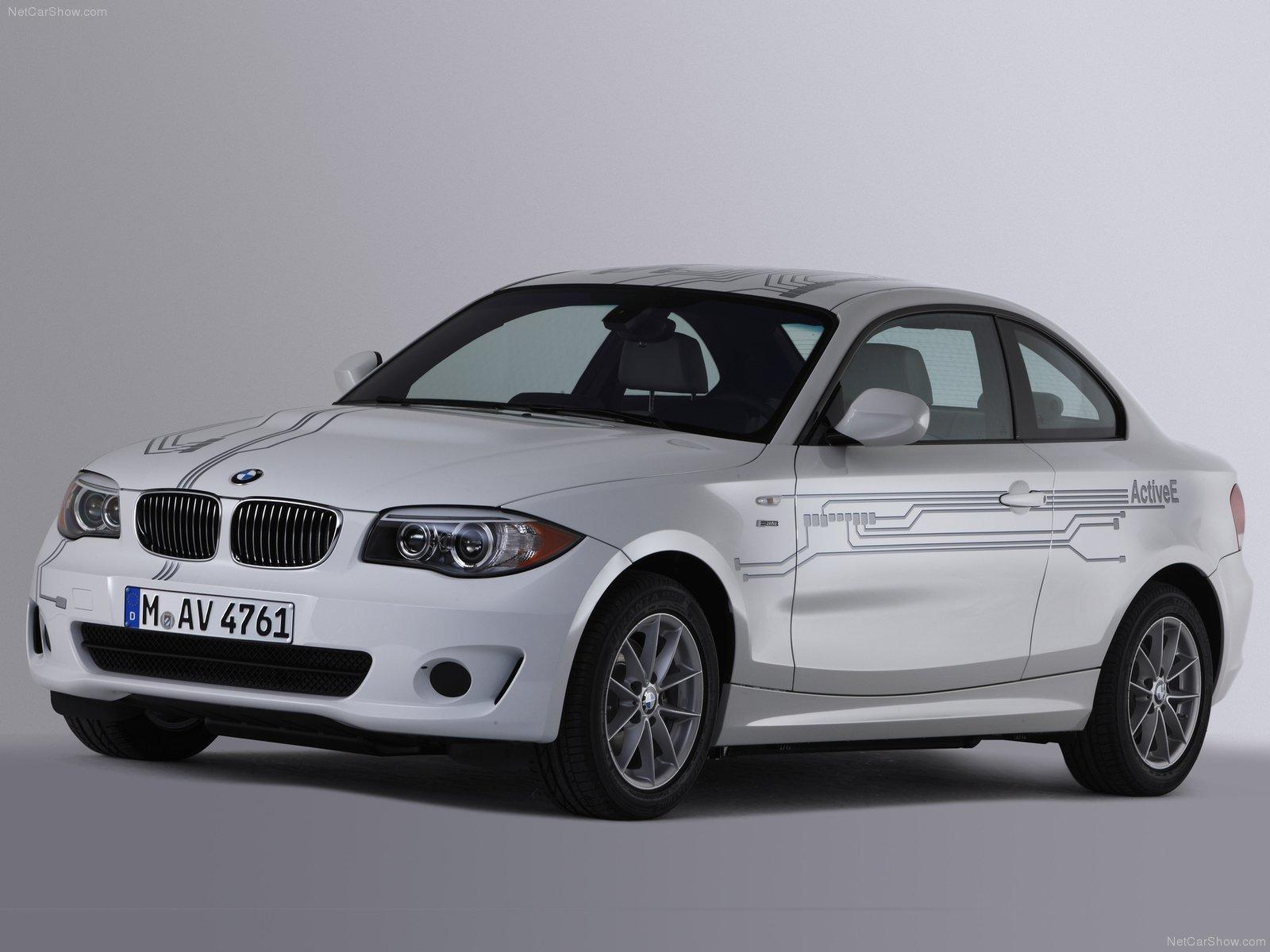 BMW 1-series ActiveE photo 78307