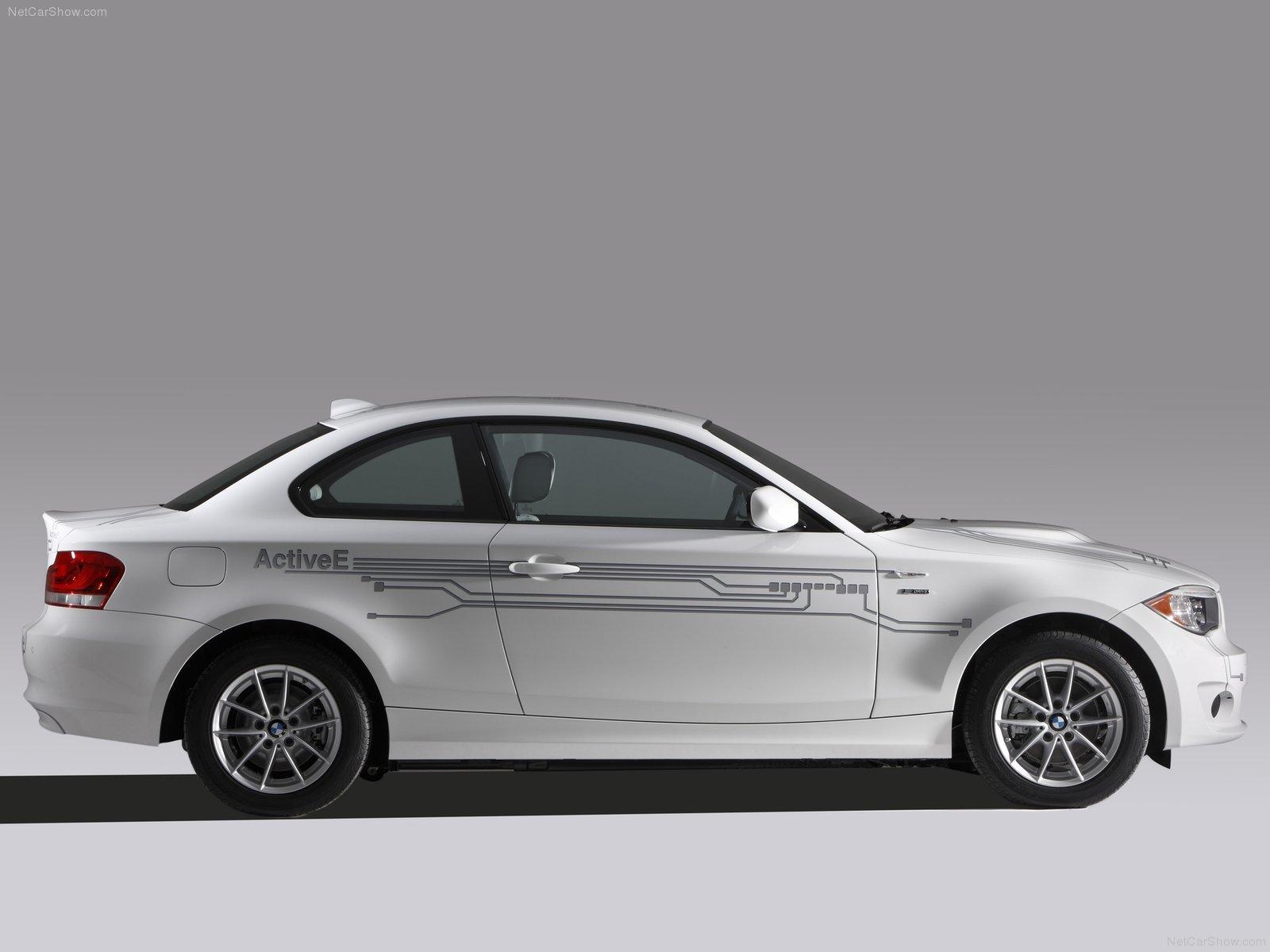 BMW 1-series ActiveE photo 78308