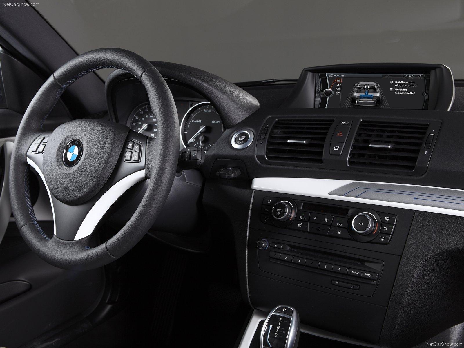 BMW 1-series ActiveE photo #78310