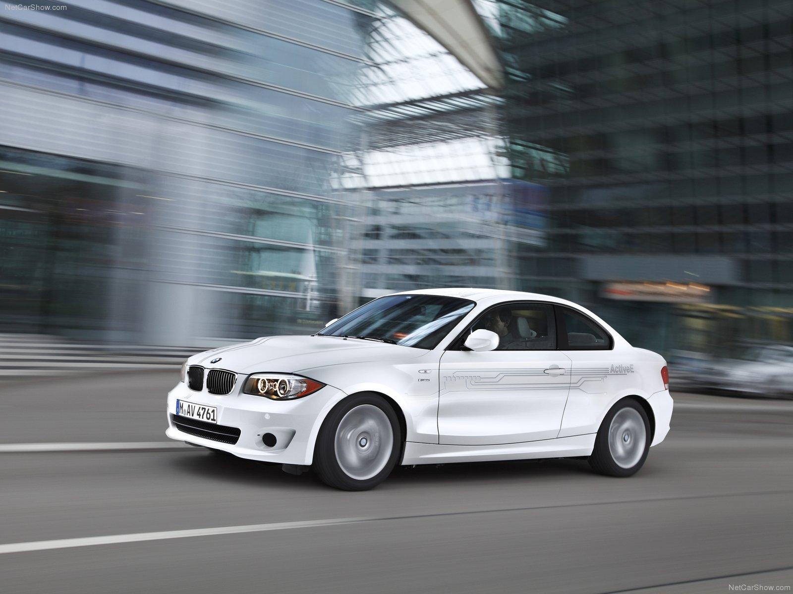 BMW 1-series ActiveE photo 78315