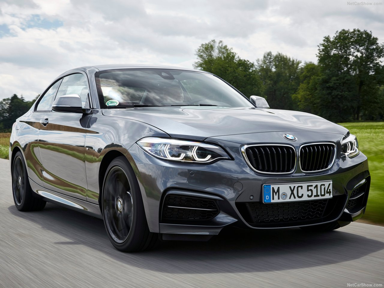 BMW 2-Series Coupe photo 180435