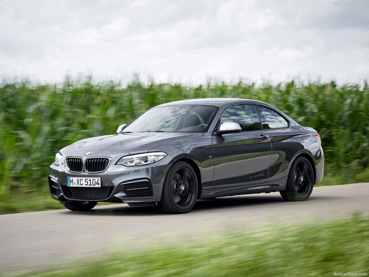 BMW 2-Series Coupe photo 180437