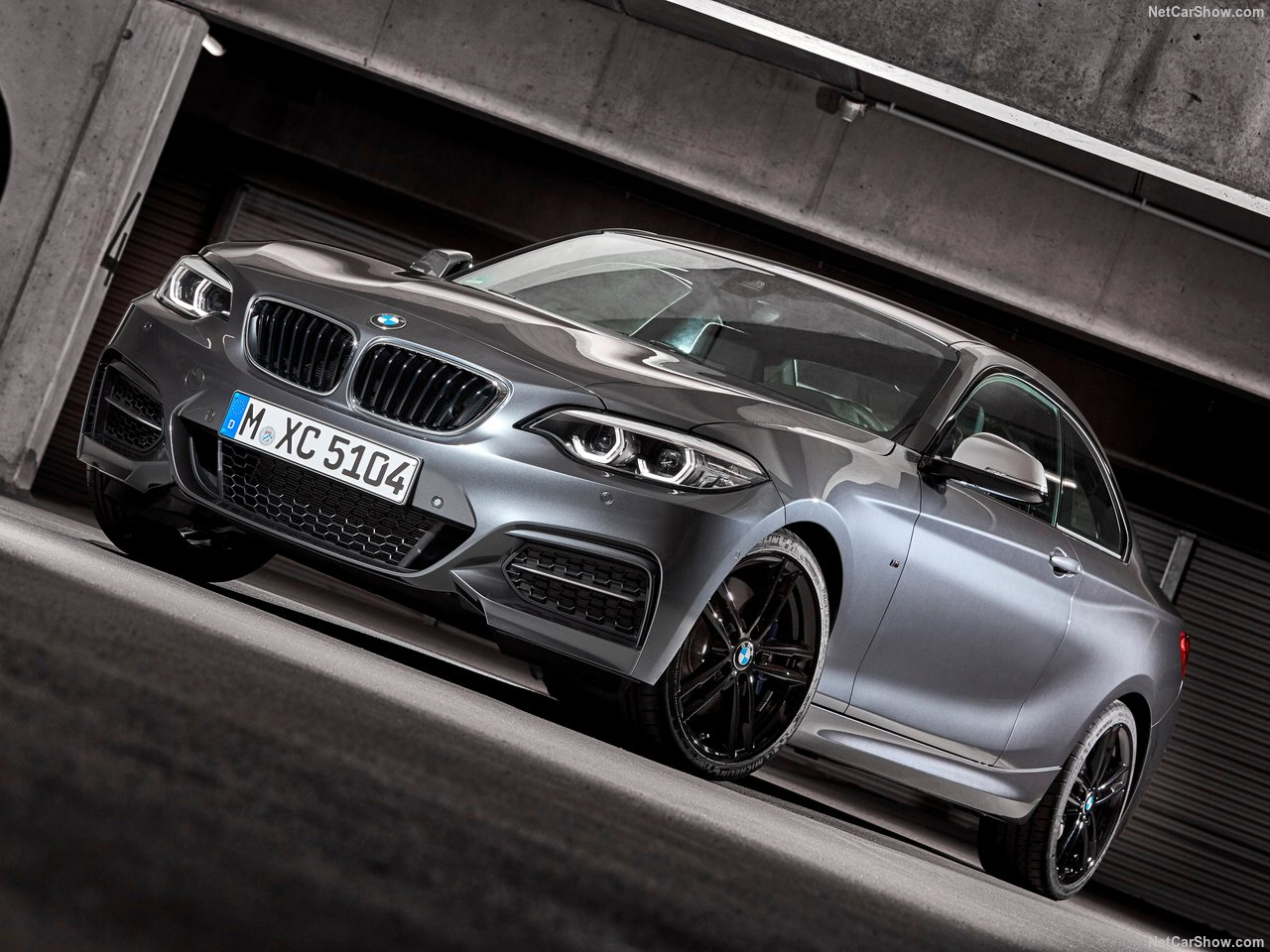 BMW 2-Series Coupe photo 180441