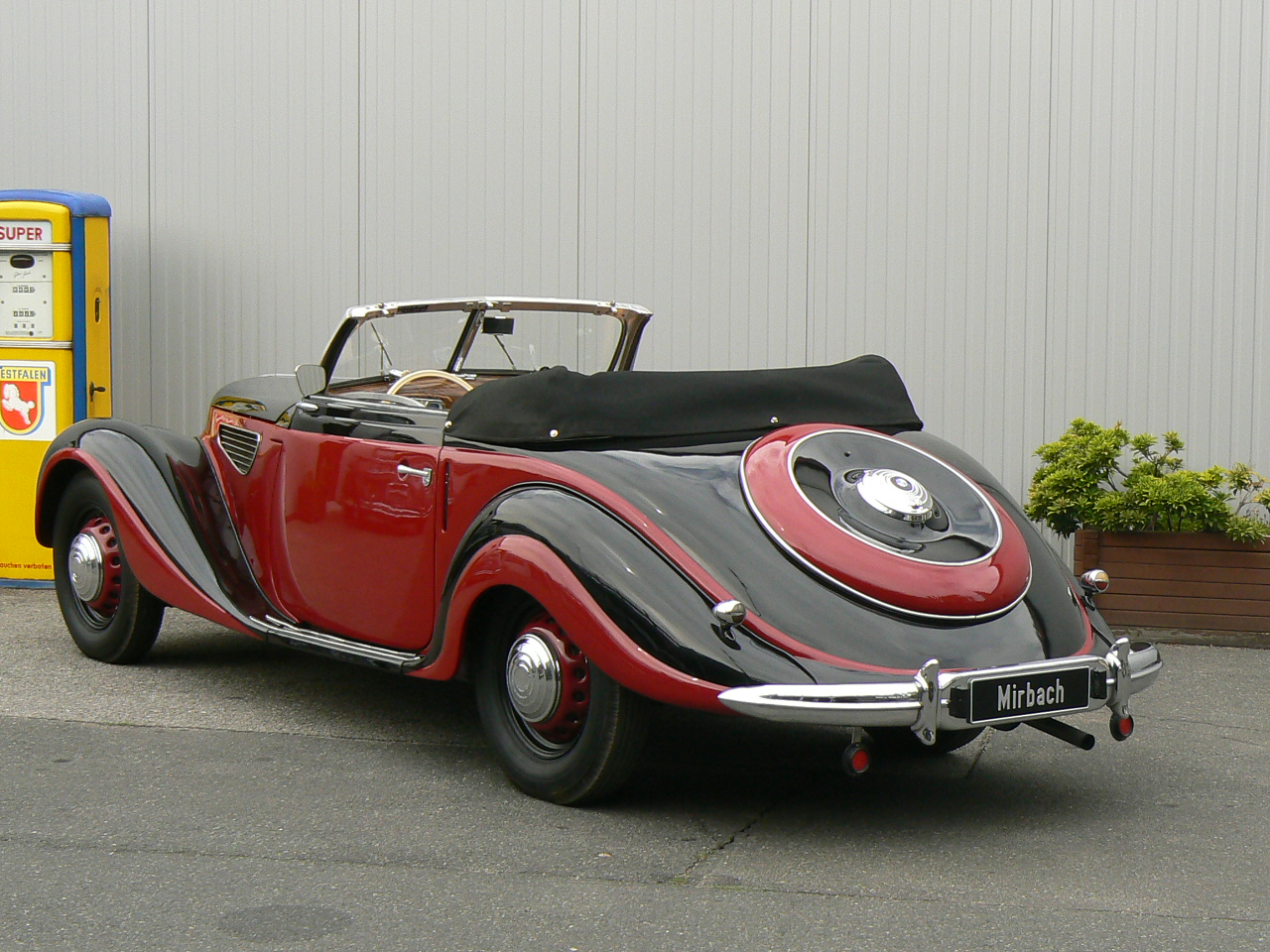 Bmw 327 Sport Cabriolet Photos Photogallery With 12 Pics