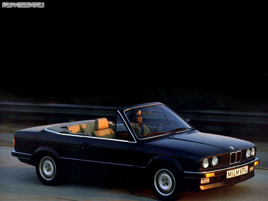 bmw 3 series e30 cabrio picture 58787 bmw photo gallery. Black Bedroom Furniture Sets. Home Design Ideas