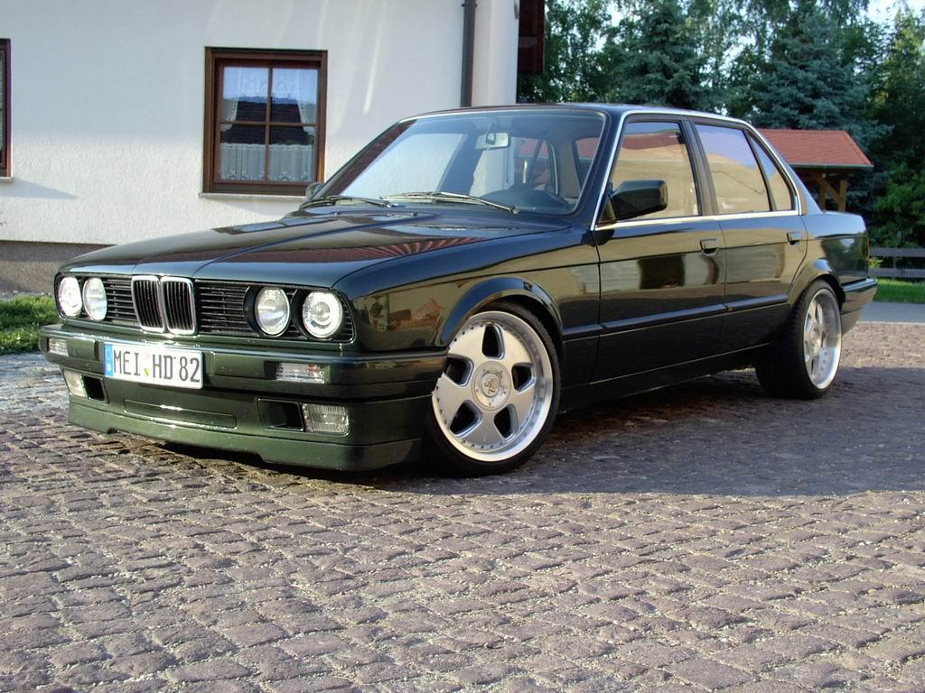 Тюнинг мотора BMW (Часть 2) BMW 3 серия E30.