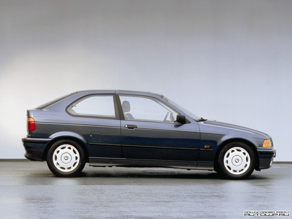Bmw 3 Series E36 Compact Photos Photogallery With 10 Pics Carsbase Com