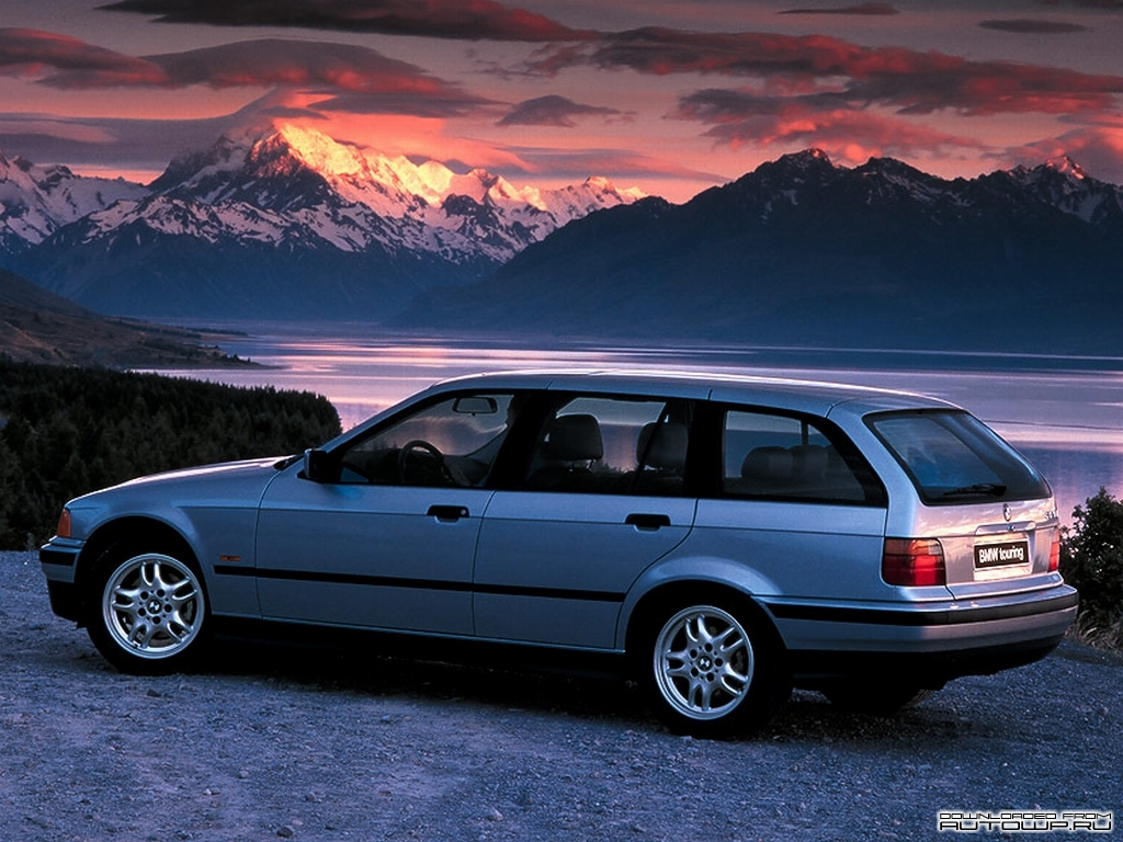 BMW 3-series E36 Touring photos - PhotoGallery with 6 pics ...