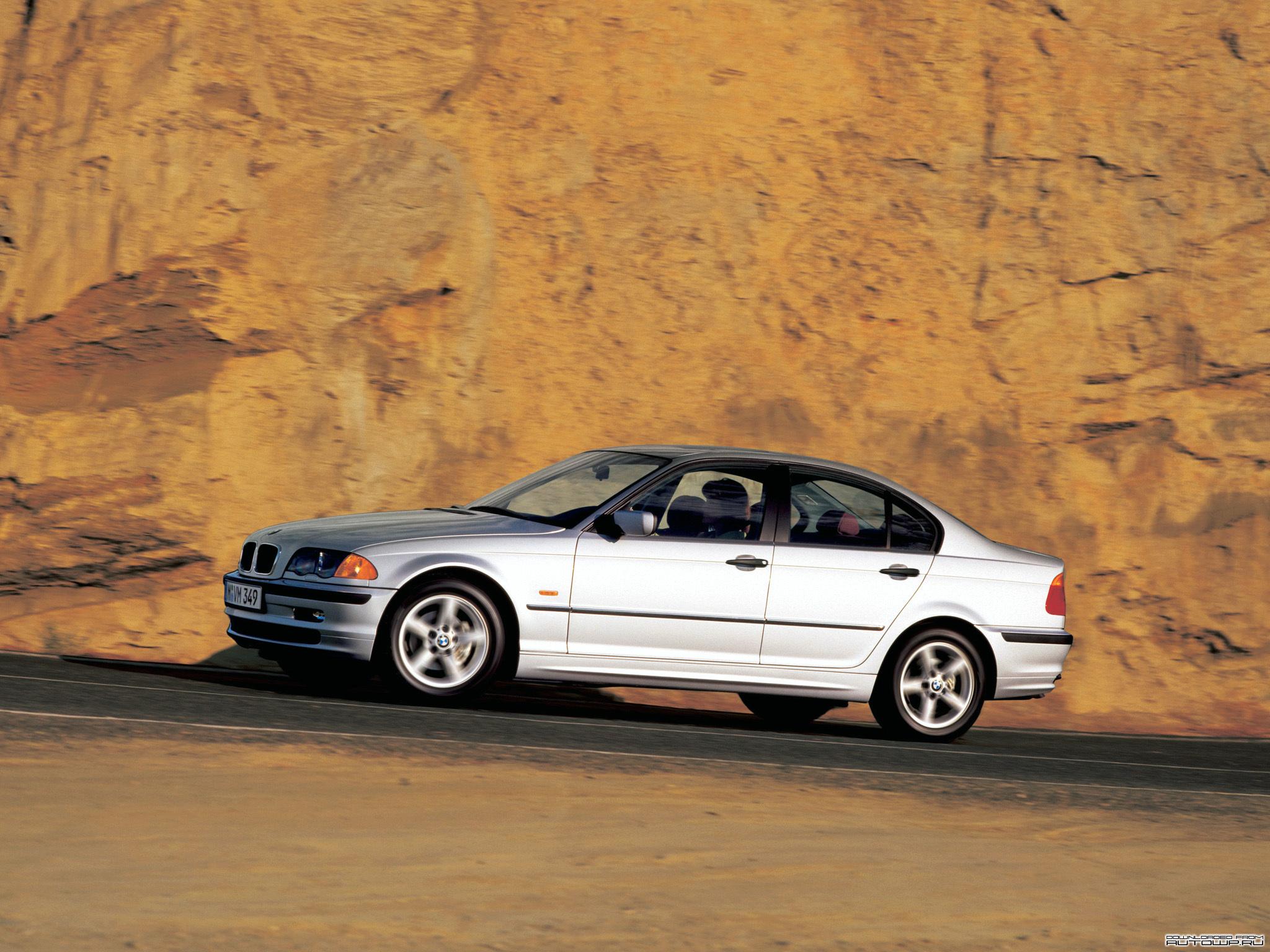 Все картинки BMW 3 Series E46.