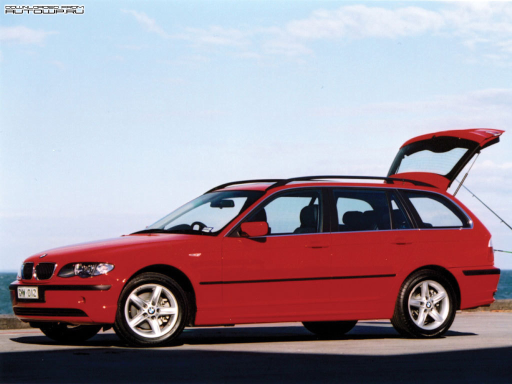 bmw 3 series e46 touring picture 62838 bmw photo gallery. Black Bedroom Furniture Sets. Home Design Ideas