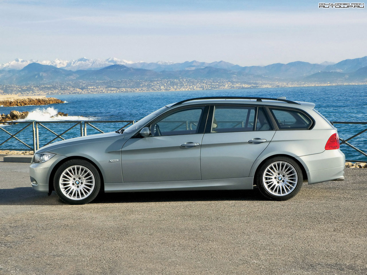 bmw 3 series e91 touring picture 62973 bmw photo gallery. Black Bedroom Furniture Sets. Home Design Ideas
